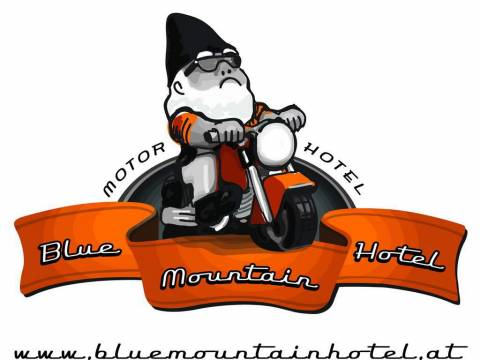 Logo Blue Mountain Hotel