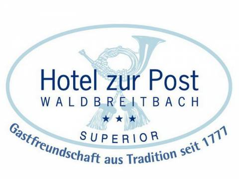 Logo Hotel zur Post